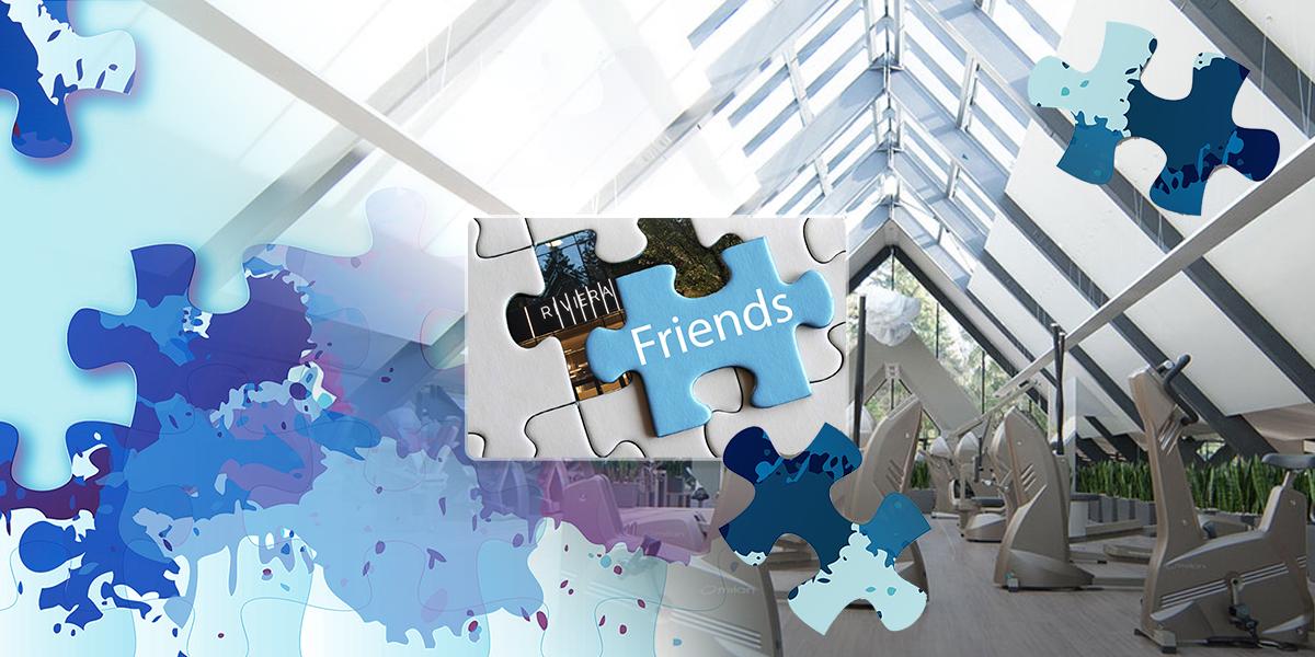 карта friends
